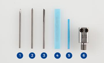 Standard Accessories Tools
